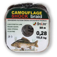 Camouflage SHOCK 0,32mm 50m