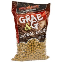 Global boilies BANANA CREAM 20mm 10kg