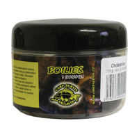 Boilies v Biorapidu - 150 g - 20 mm - cherry-super crab (Cherry-super crab)